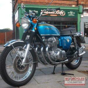 1970 Honda CB750K0 For Sale (1)