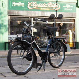 1981 Motobecane Solex Moped For Sale (2)