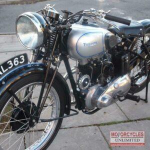 1938 Triumph T70 For Sale (4)