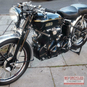 1949 Vincent Rapide For Sale (17)