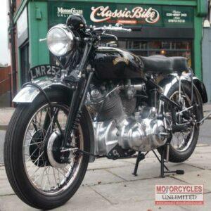 1954 Vincent Series C Rapide For Sale (1)